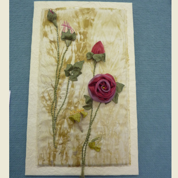 "Fay Grant ""Rose - From Bud to Hip"""